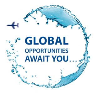 Global opportunities await you...